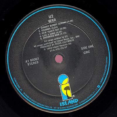 Atlantic Records Label Atlantic Recording Corp